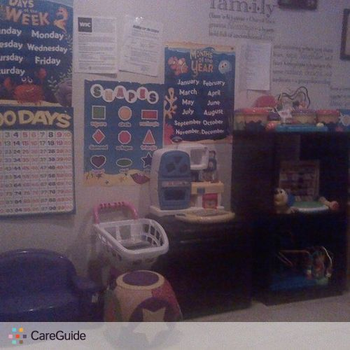 Child Care Provider Ms. Tremaine's Profile Picture