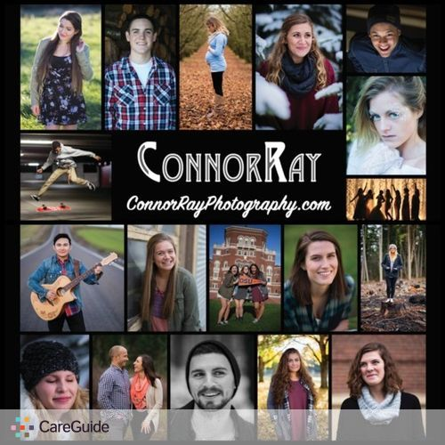 Videographer Provider Connor Stombaugh's Profile Picture