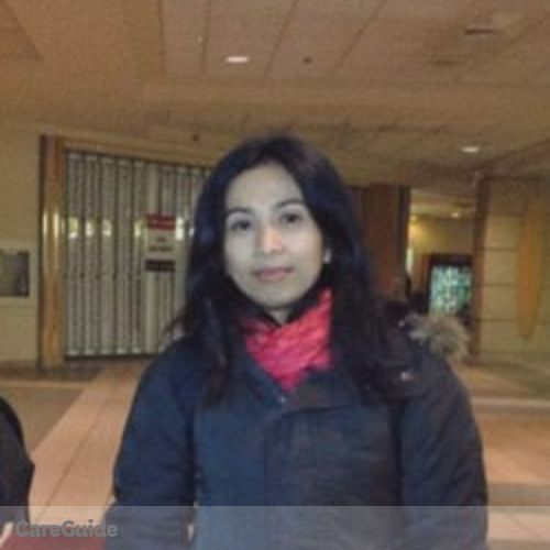 Canadian Nanny Provider Marites Valiente's Profile Picture