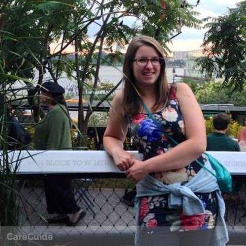 Canadian Nanny Provider Amanda Ayer's Profile Picture