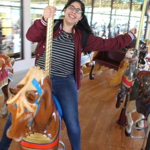 Canadian Nanny Provider Andrea Ortiz Campos's Profile Picture