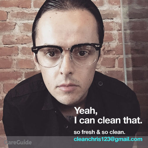 Housekeeper Provider Clean Chris's Profile Picture
