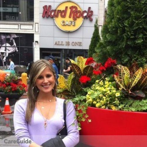 Canadian Nanny Provider Luiza Sardenberg's Profile Picture