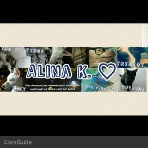 Pet Care Provider Alina Vargas's Profile Picture