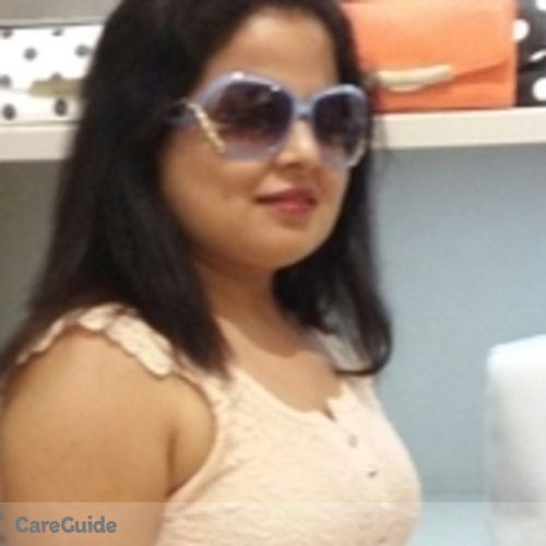 Canadian Nanny Provider Veenu T's Profile Picture
