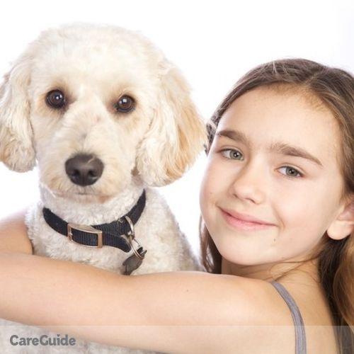 Pet Care Provider Sophia Miller's Profile Picture