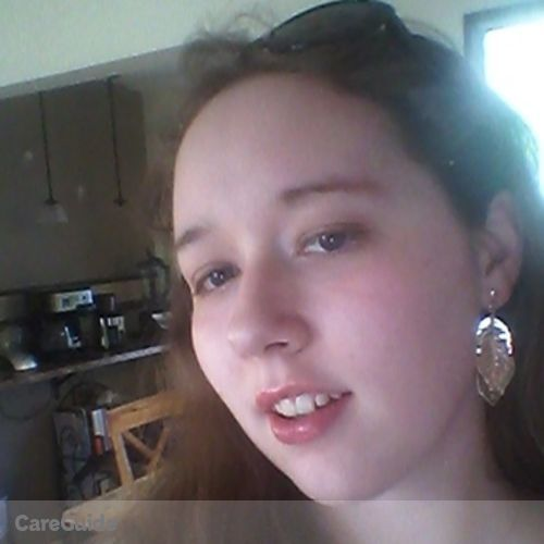 Canadian Nanny Provider Sarah Wilkes's Profile Picture