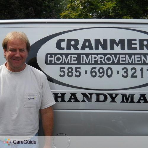 Handyman Provider Gary Cranmer's Profile Picture