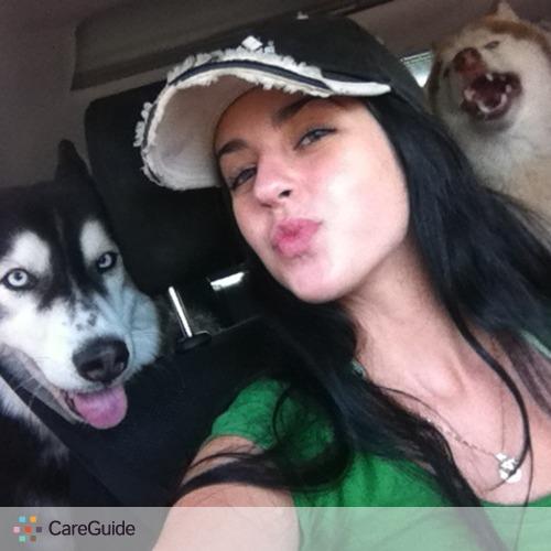 Pet Care Provider Juliette O's Profile Picture