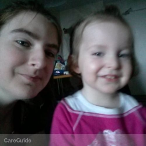 Canadian Nanny Provider Catherine P's Profile Picture