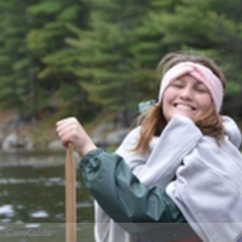 Canadian Nanny Provider Melissa Kooiman's Profile Picture