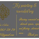 J&j painting &remodelling homes excellence , quality &responsibility