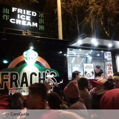 FRYER/COOK $10/hr.+tips - Frach's Fried Ice Cream Truck (Los Angeles)