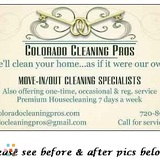 """We'll Clean Your Home As If It Were Our Own!"""""""