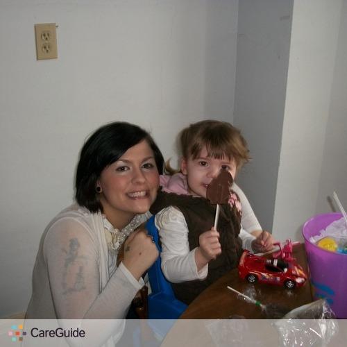 Child Care Provider Ashley R's Profile Picture