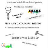Nanaimo's Mobile Home Paint Specialist