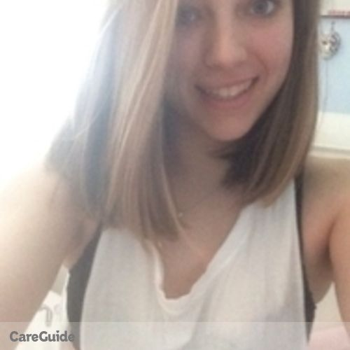Canadian Nanny Provider Rebecca Newton's Profile Picture