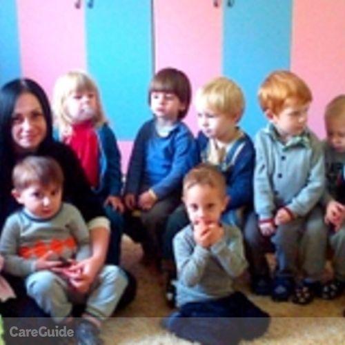 Canadian Nanny Provider Tatiana Toma's Profile Picture