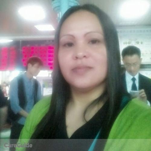 Canadian Nanny Provider Liza Baloto's Profile Picture