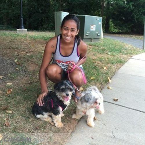 Pet Care Provider Luana Evangelista da silva's Profile Picture