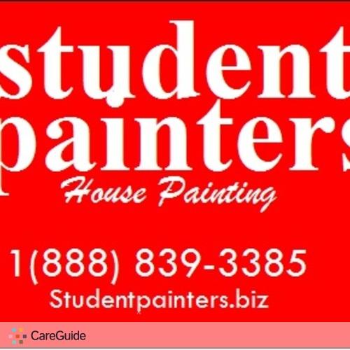Painter Provider Matt Haelterman's Profile Picture
