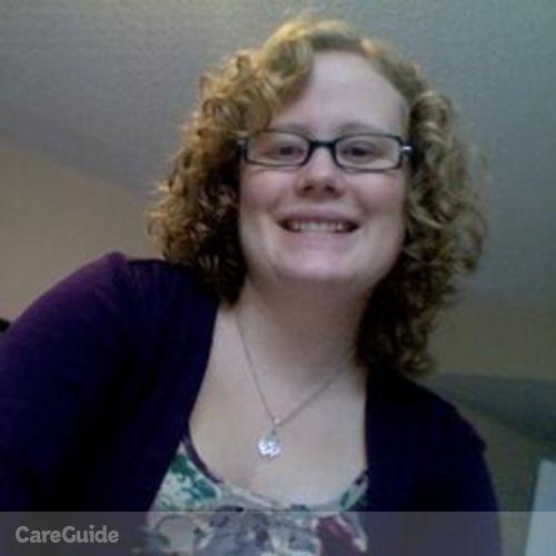 Canadian Nanny Provider Alyssa Robert's Profile Picture