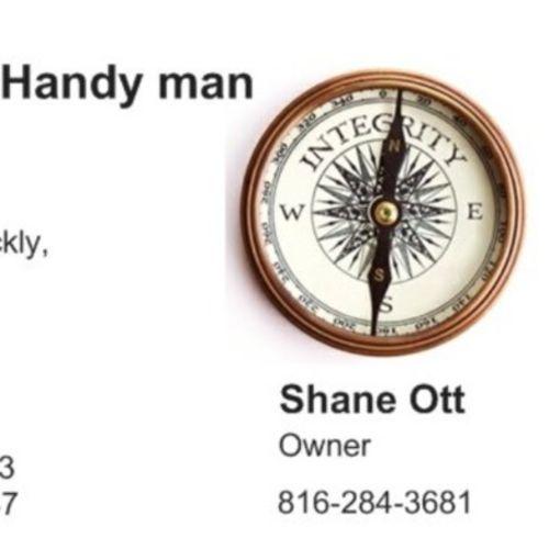 Handyman Provider Shane Ott Gallery Image 1