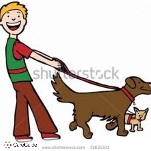 Pet Care Provider Bastian Maureira's Profile Picture