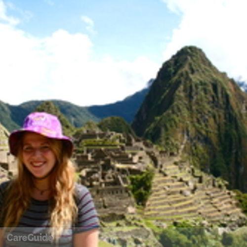 Canadian Nanny Provider Tasha Pedersen's Profile Picture