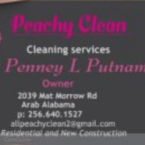 Housekeeper Provider Penney Putnam's Profile Picture