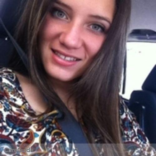 Canadian Nanny Provider Sophia Papadopoulos's Profile Picture