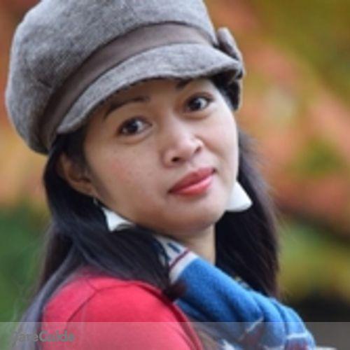 Canadian Nanny Provider Annielyn Perez's Profile Picture