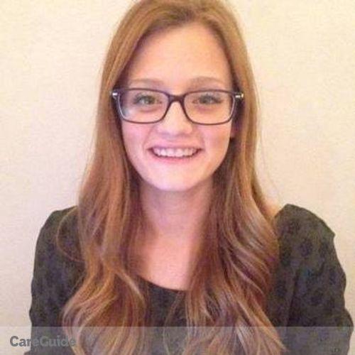 Canadian Nanny Provider Jillian Bulger's Profile Picture