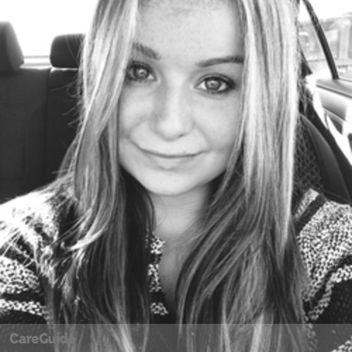 Canadian Nanny Provider Shelby V's Profile Picture