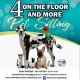 4 On The Floor Pet Sitting and House Sitting