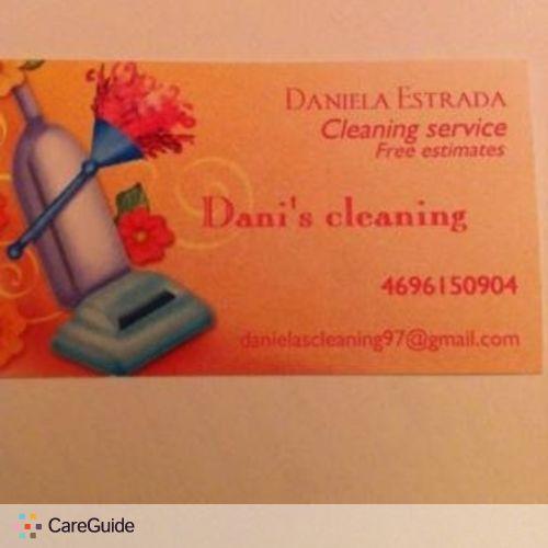 Housekeeper Job Daniela Estrada's Profile Picture