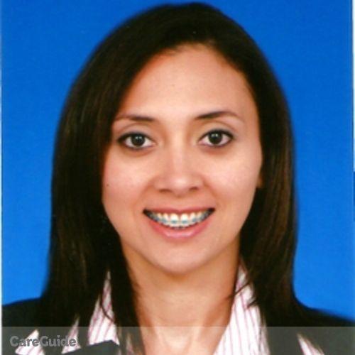 Canadian Nanny Provider Lethy Victoria A's Profile Picture