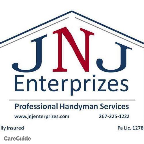 Handyman Provider Jnj Enterprizes's Profile Picture