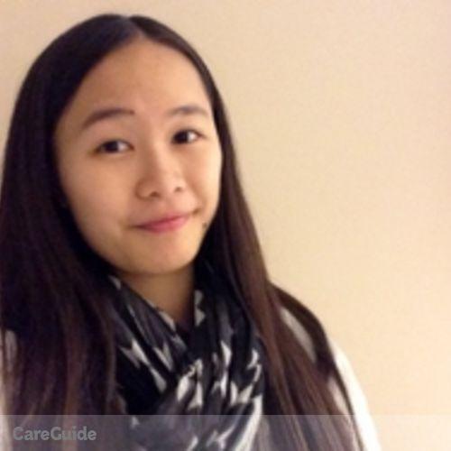 Canadian Nanny Provider Suki Chen's Profile Picture