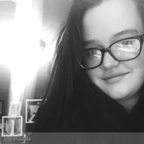 Child Care Provider Kayla Weber's Profile Picture