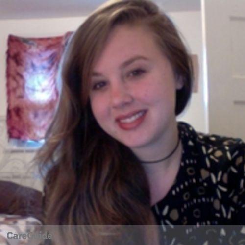 Canadian Nanny Provider Rachael Hare's Profile Picture