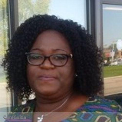 Canadian Nanny Provider Nonye Nwangwa's Profile Picture