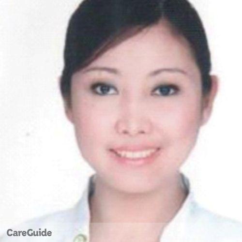 Canadian Nanny Provider Sheila Baroso's Profile Picture