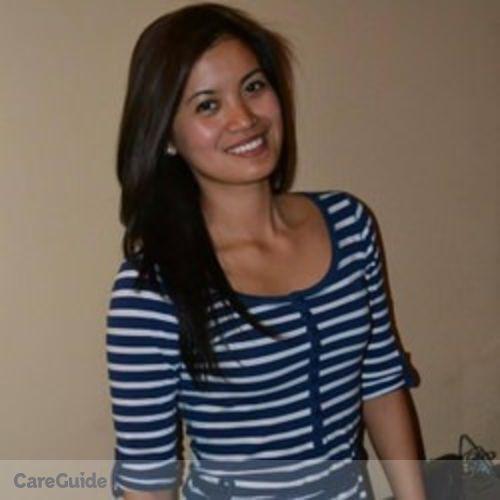 Canadian Nanny Provider Carmela Cerda's Profile Picture