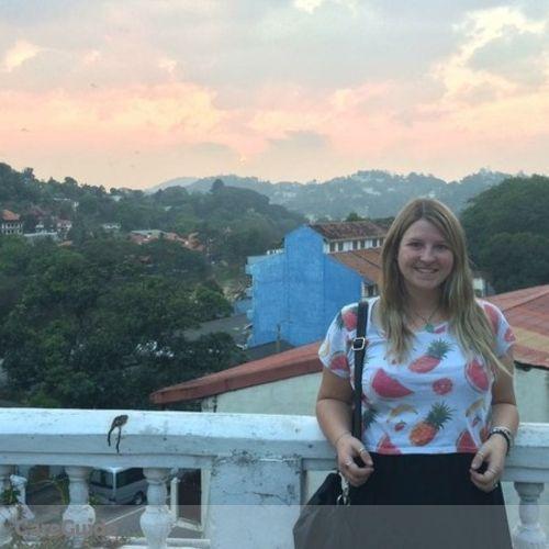 Canadian Nanny Provider Alison McKean's Profile Picture
