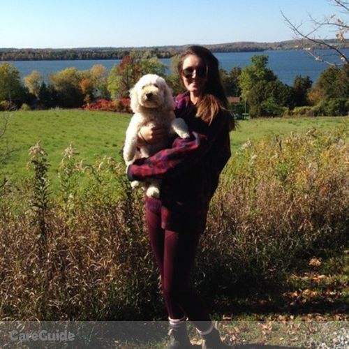 Canadian Nanny Provider Elizabeth Donevan's Profile Picture