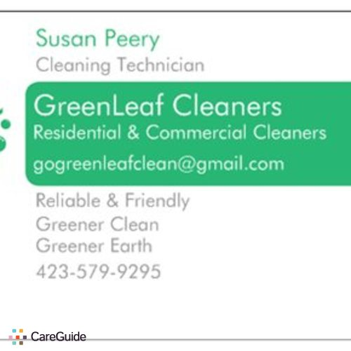 Housekeeper Provider Green Leaf's Profile Picture