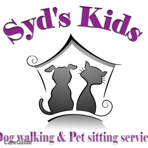 Pet Care Provider Sydney Booker's Profile Picture