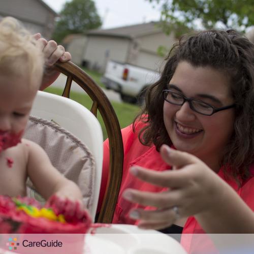 Child Care Provider Katie M's Profile Picture