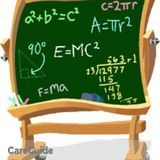 Offering Tutor for Math, Science, Calculus, Physics, Chemistry